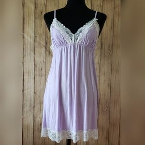 💜 Victoria's Secret Supersoft Nightie Size Large